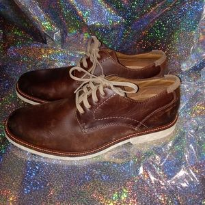 Docker's Parkway Leather Lace-Up Oxfords